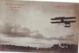 44  AB CPA Nantes Aviation 18 Aout 1910 Renaux - Aviateurs