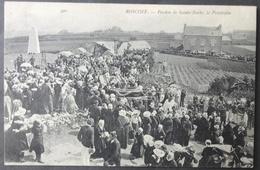 CPA 29 ROSCOFF - Pardon De Sainte Barbe, La Procession - ND 420 - Réf. E 188 - Roscoff