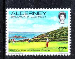 Alderney - 1983. Golf. MNH - Golf