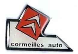 CITROEN - C20 - CORMEILLES AUTO - Verso : CCE Multiple - Citroën