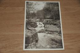 5891-  LA HOEGNE, LE PONT DES FORESTIERS - Spa