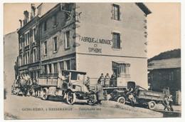 CPA - HERSERANGE (Meurthe Et Moselle) - Gori-Rémo (Fabrique De Limonade Et Siphons) - France