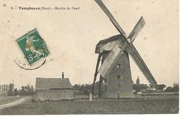 59     Templeuve     Le Moulin Du Fayel - France