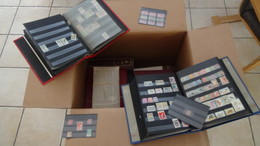 Destockage De 28 Kgs Dont France N° 18 Obl (côte 3250 Euros) , Mersons Et Autres ... Voir Commentaires - Stamps