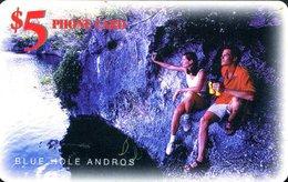 BAHAMAS-Blue Hole Andros_BS-BAT-0016A_5 $ - Bahamas