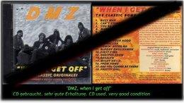 """D M Z"" WHEN I GET OFF - Hard Rock & Metal"
