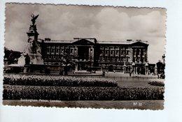 U3593 Small Postcard 1962 BUCKINGHAM PALACE, LONDON _ Ed Photo Greetings Series - Buckingham Palace