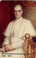 Pio XII_Popes_1999_VA-VAT-SCV-0059_5,000 ₤ - Vatican Lira - Vaticano