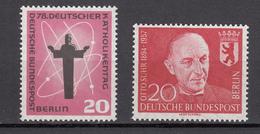 Berlino - 1958 - Annata Completa ** MNH - [5] Berlin