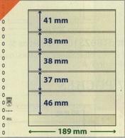 Paquet De 10 Feuilles Neutres Lindner T Réf. 802505  à Moins 50 % - Alben & Binder