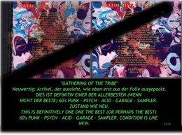"""CATERING OF THE TRIBE"" GARAGE PUNK ROCK - 1993 -R- - Hard Rock & Metal"