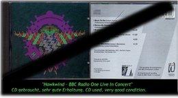 """HAWKWIND"" BBC RADIO ONE LIVE CONZERT - 1991 - - Hard Rock & Metal"