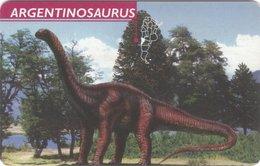 6 Dinosaurs From Dinosaurios De Argentina - Argentina
