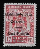 Guinée Espagnole N°294A - Oblitéré - TB - Guinea Española