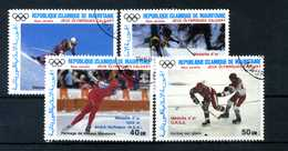 1987 MAURITANIA SET USATO - Inverno
