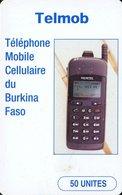 Logo_BURKINAFASO_Telmob -Blue-Onatel_BKF-28_TIRAGE 4,460 - Burkina Faso