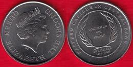 "Eastern Caribbean States 1 Dollar 2008 Km#58 ""Central Bank"" UNC - Caraïbes Orientales (Etats Des)"