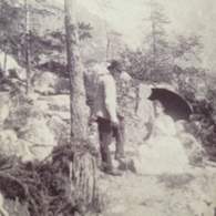 SLOWAKEI/POLEN - BUDAPEST - DIVALD K. EPERJES - AUS DER HOHEN TATRA - GROSSKOLBACHER THAL - 1887 - Lieux