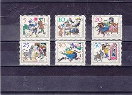 RDA 1966 CONTES DE GRIMM Yvert 936-941 NEUF** MNH - [6] République Démocratique
