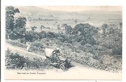 Une Route En GUINEE FRANCAISE. - Guinée Française