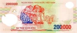 Vietnam P.123c 200000 Dong 2009  Unc - Vietnam