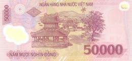 Vietnam P.121 50000 Dong 2003 Unc - Vietnam