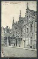 +++ CPA - BRUGGE  BRUGES - Maisons Des Corporations - Rue Du Vieux Bourg - Albert Sugg Série 11 N° 58  // - Brugge