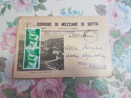 (123) ITALIA STORIA POSTALE 1972 - 1971-80: Poststempel