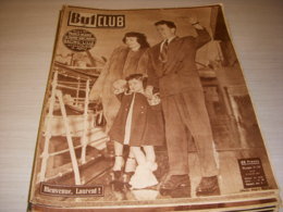 BUT Et CLUB 278 29.01.1951 BOXE DATHUILLE FOOT LILLE RACING RUGBY IRLANCE FRANCE - Sport