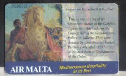 MALTA RARE USED PHONECARD - Malta