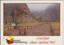 MUTITJULU  AFTER RAIN  ULURU NATIONAL PARK NORTHERN TERRITORY  USED Nice Stamp - Uluru & The Olgas