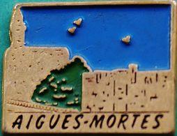 HH   181...ECUSSON............AIGUES MORTES......... Département Du Gard, En Région Occitanie. - Villes