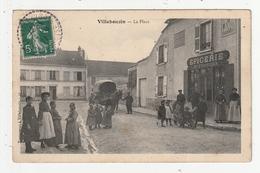VILLEBOUZIN - LA PLACE - 91 - France