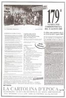 CATALOGO 179° VENDITA LA CARTOLINA D'EPOCA DI LUIGI MALPELI - Books, Magazines, Comics