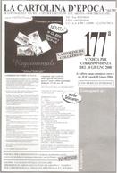 CATALOGO 177° VENDITA LA CARTOLINA D'EPOCA DI LUIGI MALPELI - Livres, BD, Revues