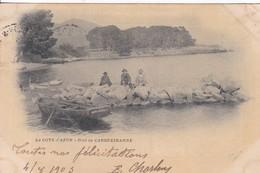 83 / PORT DE CARQUEIRANNE / TRES JOLIE PRECURSEUR 1903 - Carqueiranne