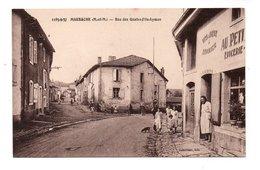54 - MARBACHE . RUE DES QUATRE-FILS-AYMON - Réf. N°19748 - - Frankreich