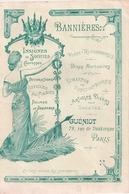 Catalogue Paris 9 Guénot Bannières 79 Rue De Dunkerque - Arrondissement: 09