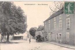 21- CPA MEURSAULT Rue Matray - Meursault