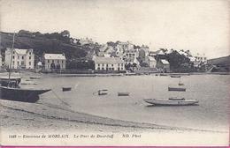 29 --  ENVIRONS DE MORLAIX -- LE PORT DE DOURDUFF -- 1919 - Morlaix