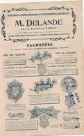 Catalogue Paris 3 Delande Insignes 12 Rue De Rambuteau - Distretto: 03