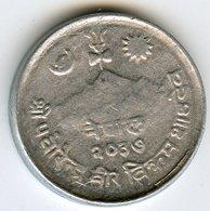Népal Nepal 5 Paisa 2037 ( 1980 ) KM 802 - Népal