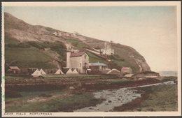 Camp Field, Porthtowan, Cornwall, C.1920 - Treseder Postcard - England