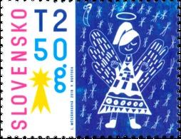 Slovakia - 2018 - Christmas Mail - Mint Stamp - Neufs