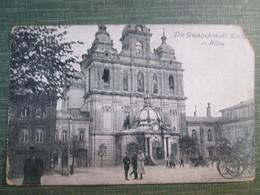 Die Grichisch Kath Kirche In Wilna - Litauen