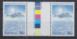 AAT 1986 Antarctic Treaty 1v Gutter ** Mnh  (41282A) - Ongebruikt