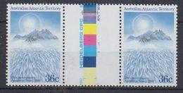 AAT 1986 Antarctic Treaty 1v Gutter ** Mnh  (41282A) - Australisch Antarctisch Territorium (AAT)