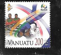 TIMBRE OBLITERE DE VANUATU DE 2016 N° MICHEL 1543 - Vanuatu (1980-...)