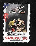 TIMBRE OBLITERE DE VANUATU DE 2014 N° MICHEL 1519 - Vanuatu (1980-...)