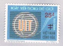 Vietnam 499 MLH ITU Emblem 1974 CV 22.50 (BP27116) - Viêt-Nam